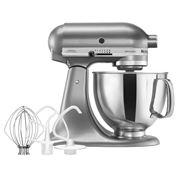 KitchenAid - Artisan KSM150 Contour Silver Mixer