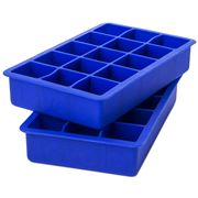 Tovolo - Perfect Cube Ice Tray Set 2pce