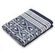 Linen & Moore - Indigo Extra Large Tablecloth