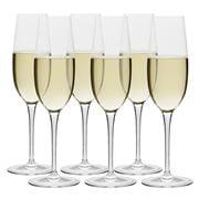 Luigi Bormioli - Palace Champagne Flute Set 6pce