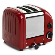 Dualit - NewGen Two Slice Toaster DU02 Red