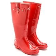 Briers - Classic Red Wellington Boots Size UK8 / AUS10