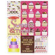 Melissa & Doug - Sweets & Treats Sticker Pad