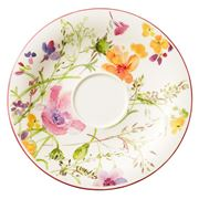 V&B - Mariefleur Basic Breakfast Cup Saucer