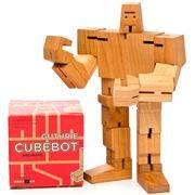 Cubebot - Guthrie Cubebot Natural