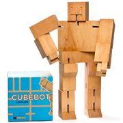 Cubebot - Extra Large Cubebot Natural