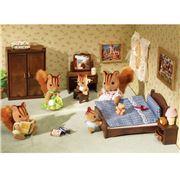 Sylvanian Families - Master Bedroom Set