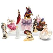 Royal Doulton - 100 Years of HN Figurines Collection