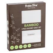 Bubba Blue - Bamboo Bassinet Sheet Set