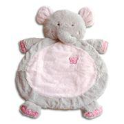 Fuzzy Factory - Elephant Baby Mat