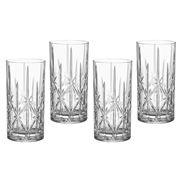 Waterford - Marquis Sparkle Highball Set 4pce