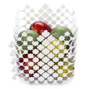 Alessi - Blossom Fruit Bowl White