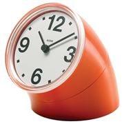 Alessi - Cronotime Desk Clock Orange