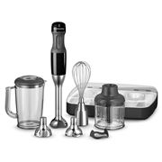 KitchenAid - Deluxe Hand Blender KHB2569 Black