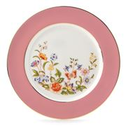 Aynsley - Cottage Garden Sweet Plate Pink