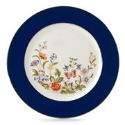 Aynsley - Cottage Garden Sweet Plate Blue
