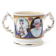 Aynsley - Coronation Loving Cup