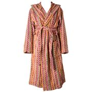 Missoni - Milo Bathrobe Red Extra Large