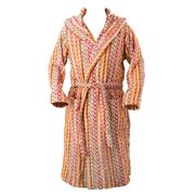 Missoni - Milo Bathrobe Red XXL