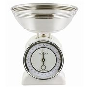 Accura - Neptune Cream Mechanical Kitchen Scales