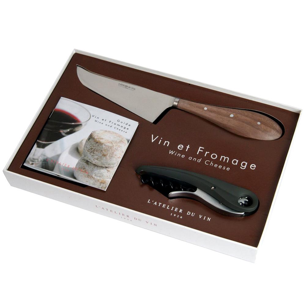 l 39 atelier du vin wine cheese set 3pce peter 39 s of kensington. Black Bedroom Furniture Sets. Home Design Ideas