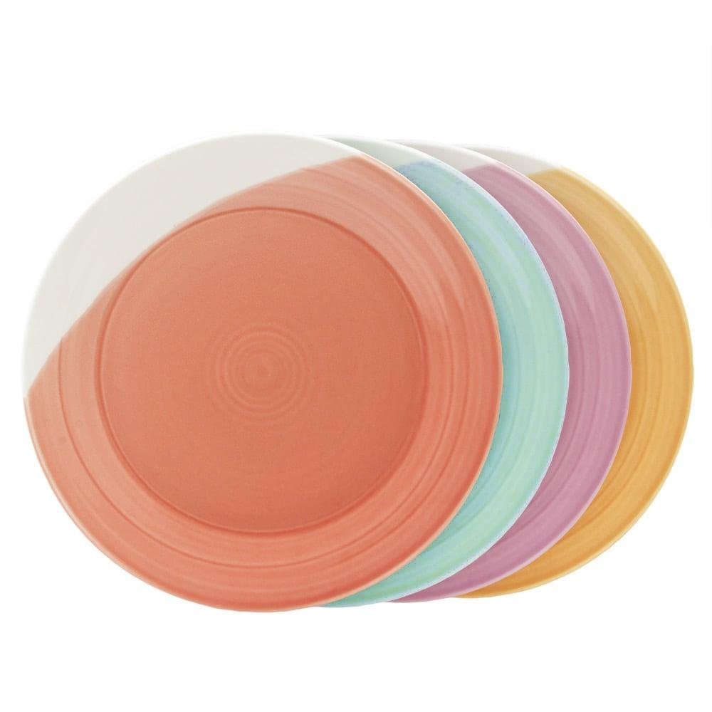 Royal Doulton - 1815 Bright Colours Dinner Plate Set 4pce | Peteru0027s of Kensington  sc 1 st  Peteru0027s of Kensington & Royal Doulton - 1815 Bright Colours Dinner Plate Set 4pce | Peteru0027s ...