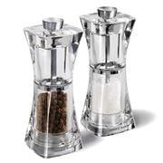 Cole & Mason - Crystal Salt and Pepper Mill Set 2pce