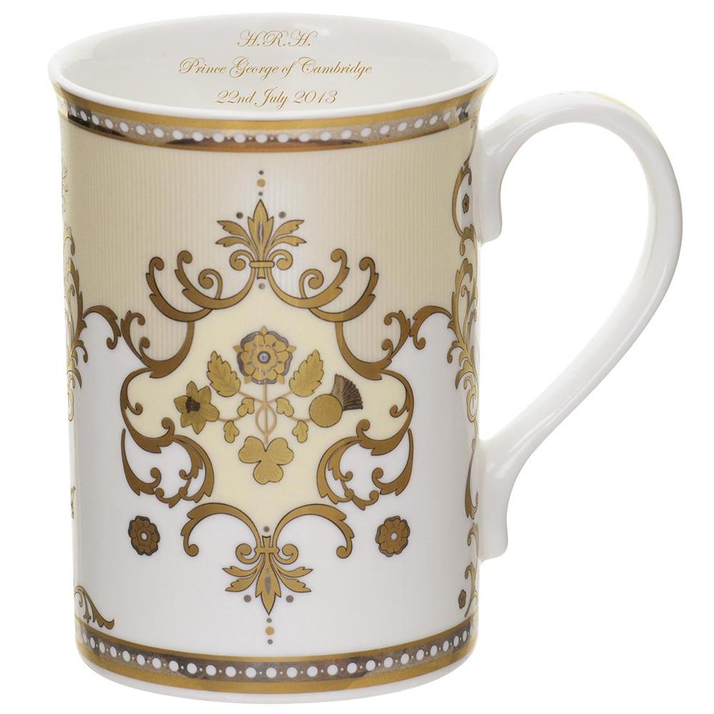 Royal Worcester - Royal Baby Mug