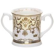 Royal Worcester - Royal Baby Loving Cup