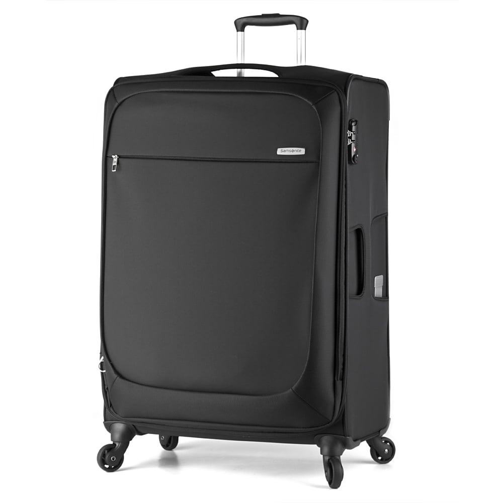 samsonite b lite xtra black expandable spinner case 77cm. Black Bedroom Furniture Sets. Home Design Ideas
