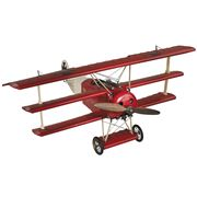 Authentic Models - Red Baron Fokker Triplane