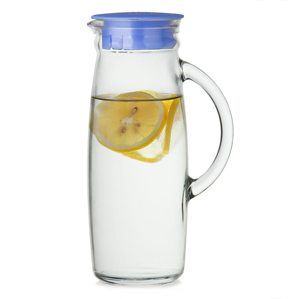 glasslock  glass water jug l  peter's of kensington -