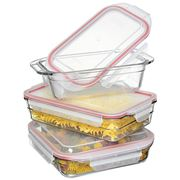 Glasslock - Bakeware Set 3pce