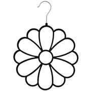 AT - Black Daisy Accessory Hanger