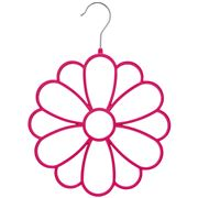 AT - Fluro Pink Daisy Accessory Hanger