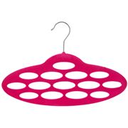 Annabel Trends - At Home Accessory Hanger Fluro Pink Oval