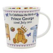 Dunoon - Royal Baby Cairngorm Mug