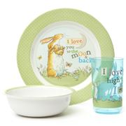 Macdonald - Guess How Much I Love You Dinner Set 3pce