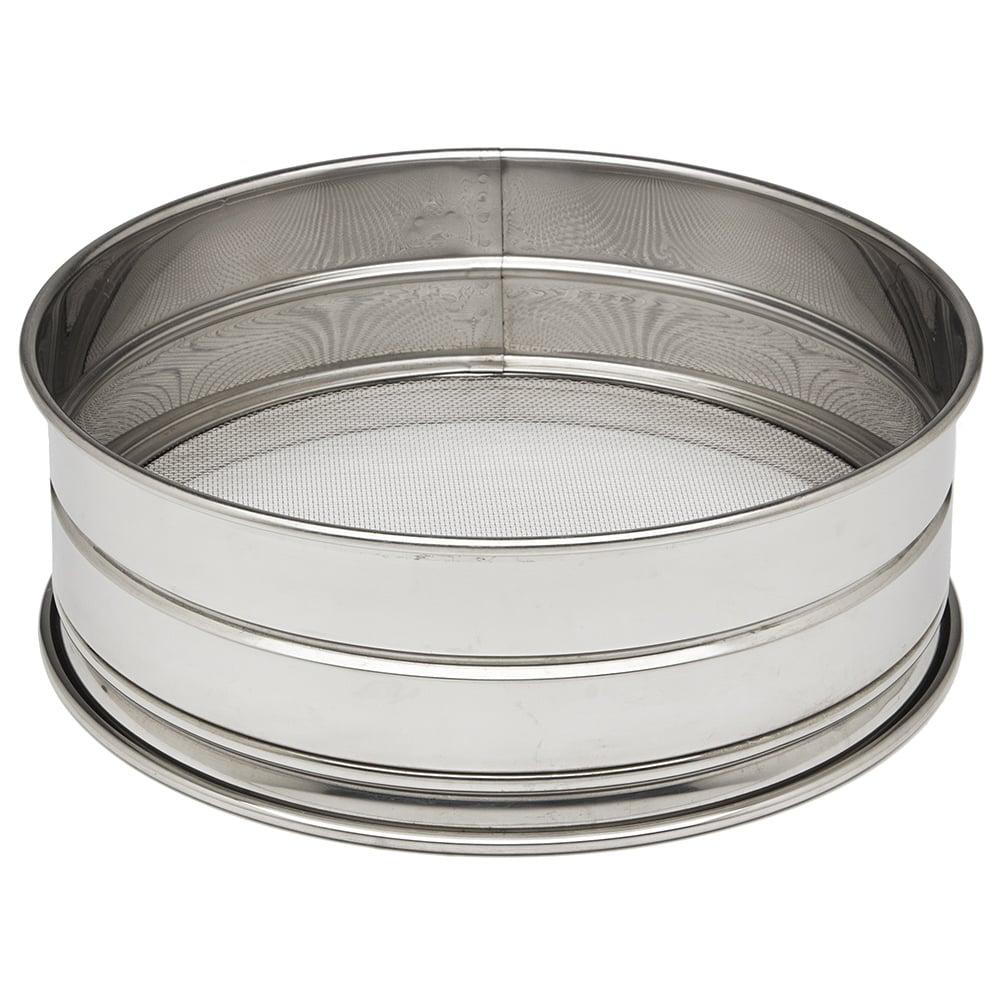 d line medium drum flour sieve peters of kensington