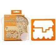 Tovolo - Sandwich Shaper Train & Boat