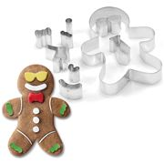 Independence Studios - Construct A Cookie Gingerbread Man