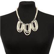 Carolee - Ladylike Beauty Pearl Necklace