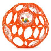 Oball - Orange Rattle