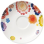 V&B - Anmut Bloom Coffee Cup Saucer