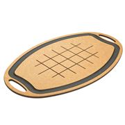 Epicurean - Natural Slate Oval Carving Board
