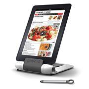 Prepara - iPrep White Tablet Stand & Stylus