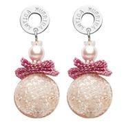 Antica Murrina - Grace Pink Murano Earrings