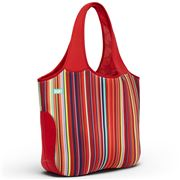 Built NY - Essential Neoprene Tote Bag Stripe No.10