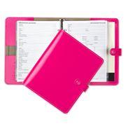 Filofax - Original Fluoro Pink A5 Organiser