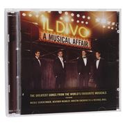 Sony - CD Il Divo A Musical Affair